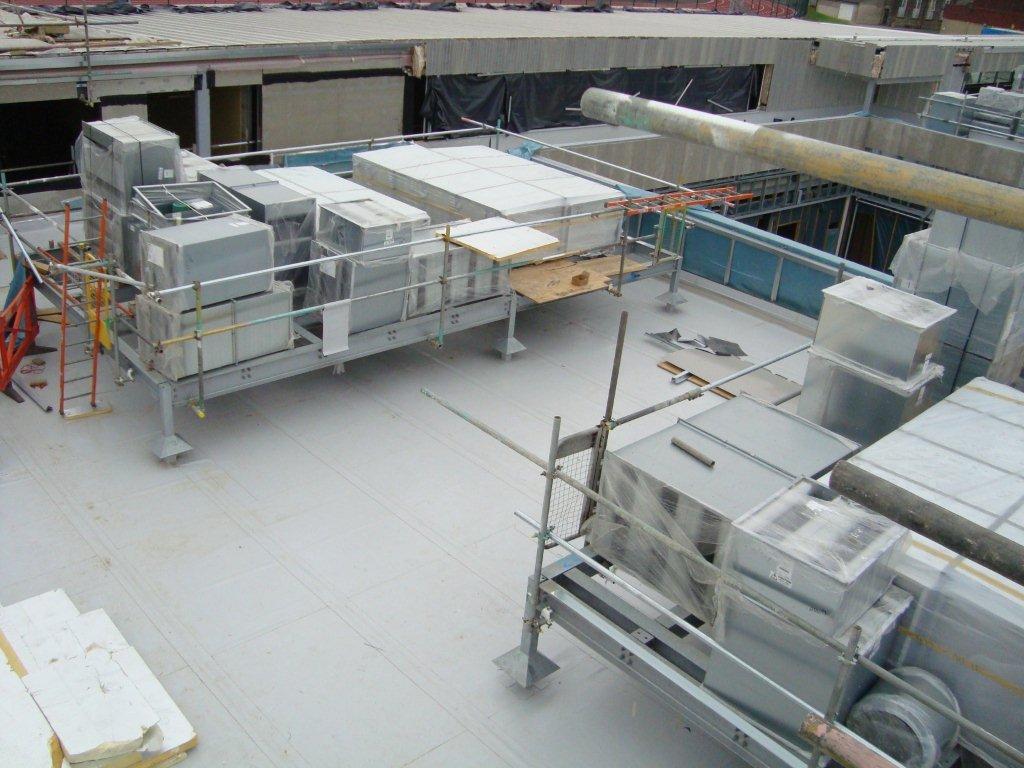 Greenhead School Bradford Ashton Building Systems