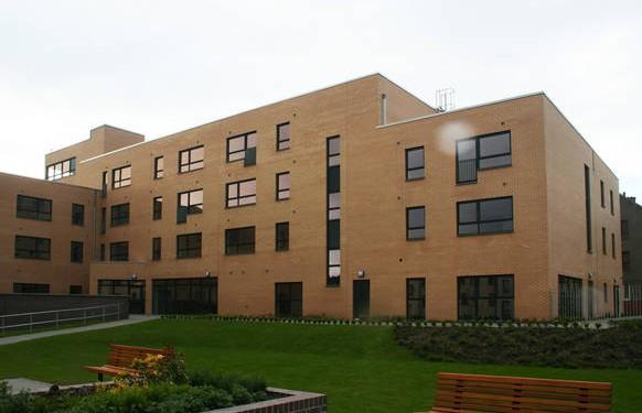 Royston Care Home Edinburgh Ashton Building Systems