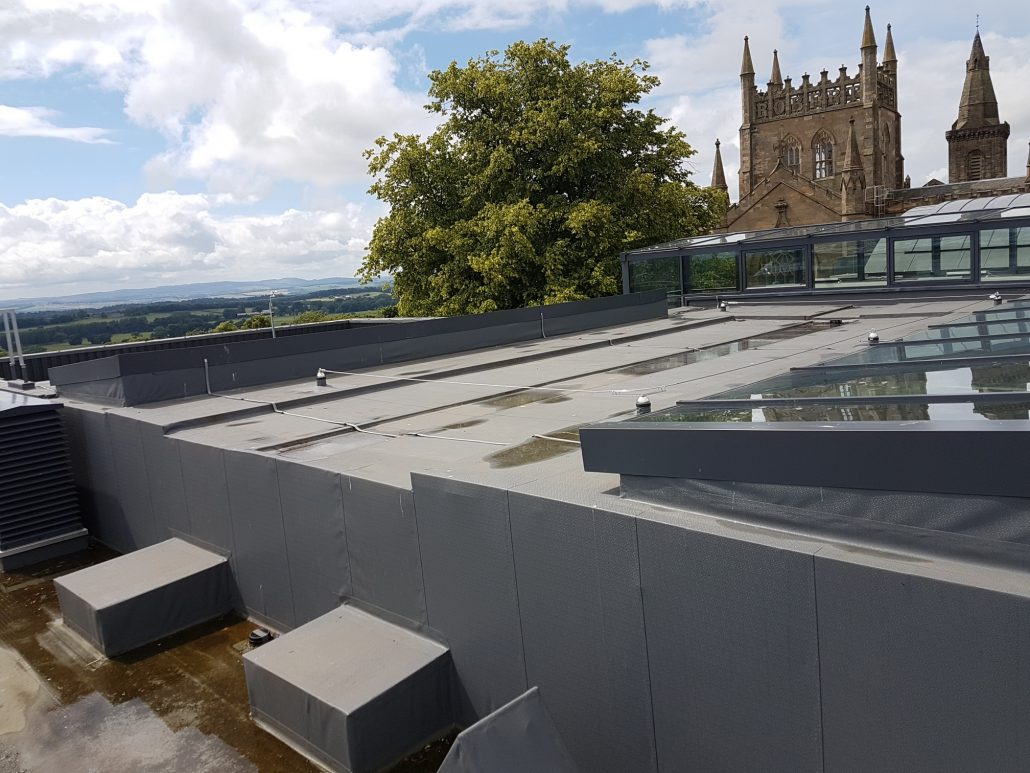 Dunfermline Museum And Art Gallery Ashton Building Systems