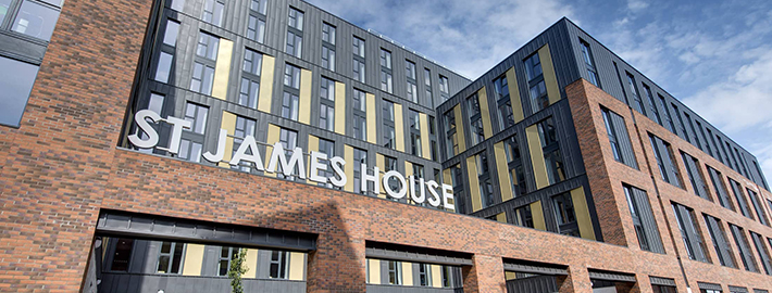 Ashton Building Systems St James House