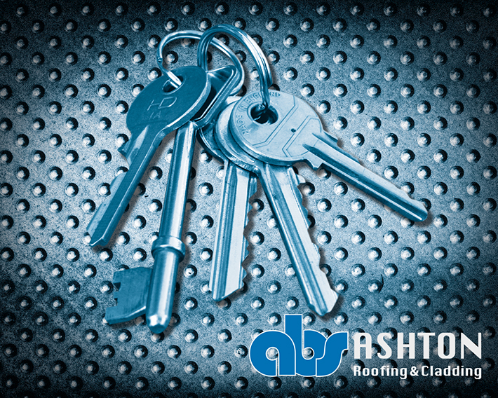 Ashton Building Systems Keys