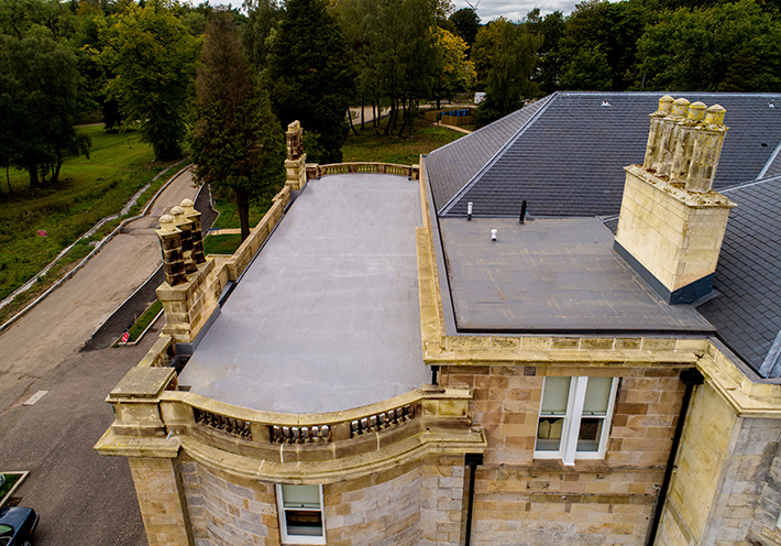 Ashton Building Systems Mansion House Larbert 4