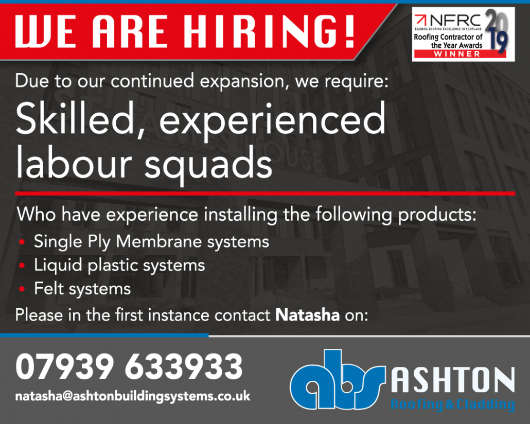 Ashton Building Systems Labour Squads Ad