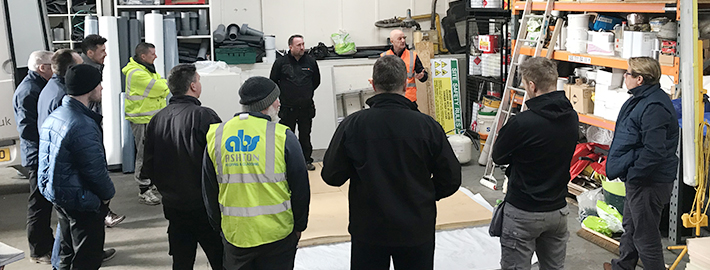 Ashton Building Systems SIKA Training