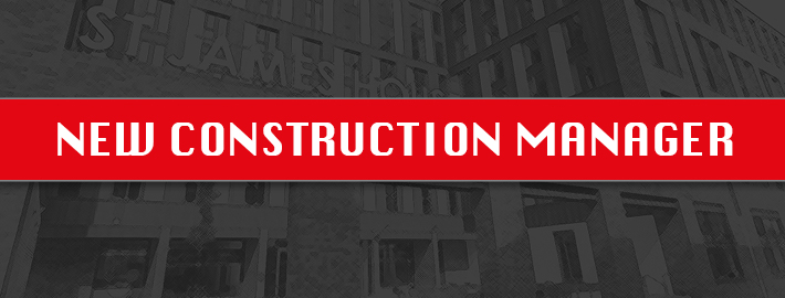 New Construction Manager