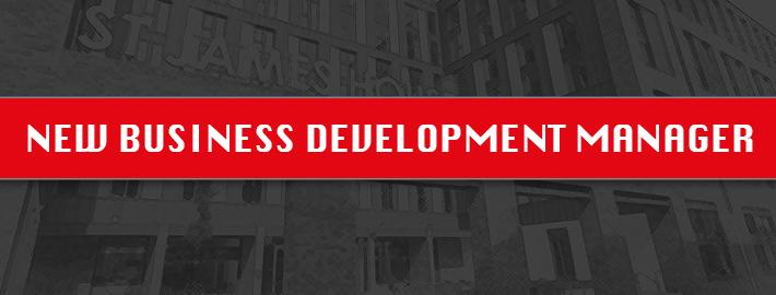 New business development manager