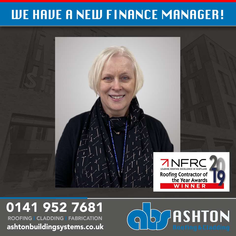 Marie - New Finance Manager